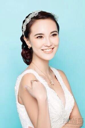 新娘婚纱发型 | 最美最实用的新娘发型,没有之一