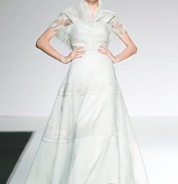 蓬松公主裙婚纱礼服 尽显迷人公主气质