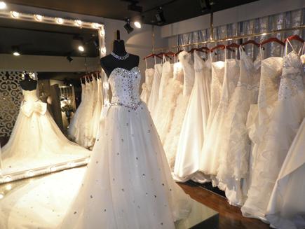 名尚莎首頁 婚紗店設計 婚紗店設計圖 婚紗店面設計圖  婚紗店裝修